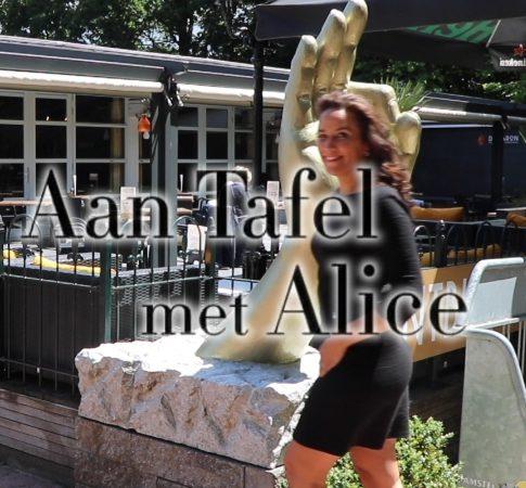 Alice Hooft presentatrice Studio A&A